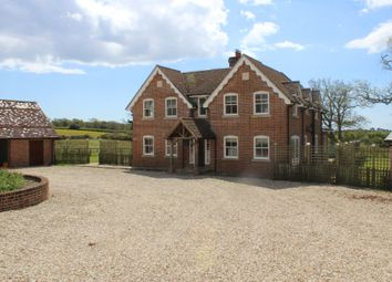 Thumbnail 4 bed detached house to rent in North Ripley, Bransgore, Christchurch