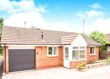 Thumbnail 2 bed bungalow for sale in Osprey Road, Anstey Heights, Leicester