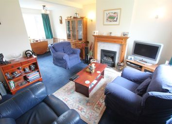 Thumbnail 3 bed town house for sale in Manor Road, Barlestone, Nuneaton