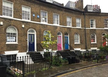 Thumbnail 3 bedroom terraced house to rent in Keystone Crescent, London