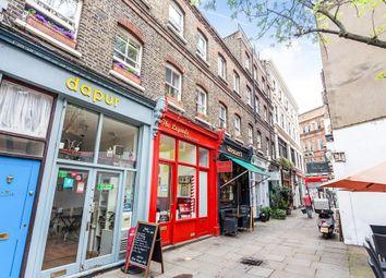 Thumbnail 1 bed maisonette to rent in Lamb's Conduit Passage, London