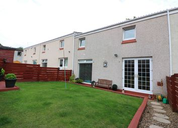 Thumbnail 3 bed terraced house for sale in Springfield Road, Cumbernauld