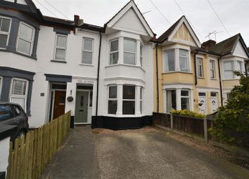 Thumbnail 4 bedroom terraced house for sale in Victoria Road, Southend-On-Sea