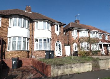 Thumbnail 3 bedroom semi-detached house for sale in Yateley Crescent, Great Barr