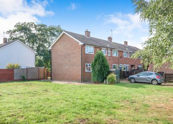 Thumbnail 3 bed end terrace house for sale in Manor Farm Close, Bishopstoke, Eastleigh