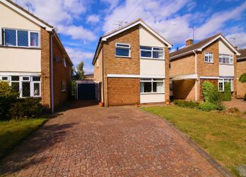 Thumbnail 4 bed detached house for sale in Cymbeline Way, Woodlands, Rugby