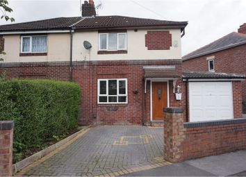 Thumbnail 3 bedroom semi-detached house for sale in Somers Road, Reddish