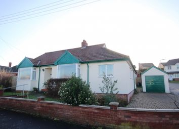 Thumbnail 3 bed detached bungalow for sale in Woolavington Road, Puriton, Bridgwater