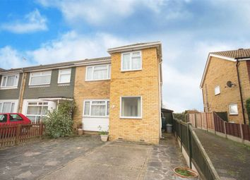 Thumbnail 3 bed end terrace house for sale in Totlands Drive, Clacton-On-Sea