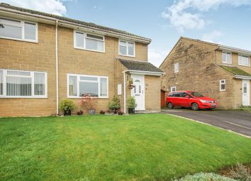 Thumbnail 3 bed semi-detached house for sale in Henning Way, Milborne Port, Sherborne