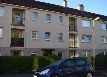 Thumbnail 2 bed flat for sale in 93 Wedderlea Drive, Cardonald, Glasgow