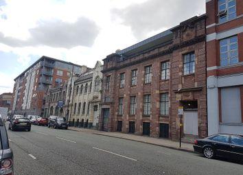 Thumbnail Office for sale in Great Hampton Street, Birmingham