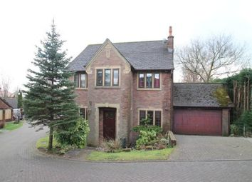 Thumbnail 4 bed detached house for sale in Greenmount Close, Bury, Greater Manchester