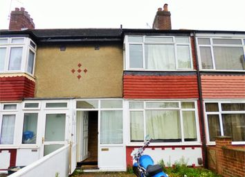 Thumbnail 2 bed terraced house to rent in Federal Road, Perivale, Greenford, Greater London