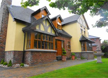 Thumbnail 4 bed detached house for sale in Drumavoley Grange, Ballycastle