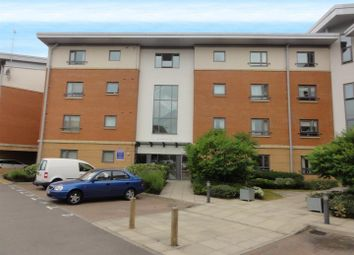 Thumbnail 2 bed flat for sale in West Cotton Close, Northampton