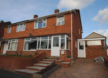 Thumbnail 3 bedroom semi-detached house for sale in Denmead Road, Southampton