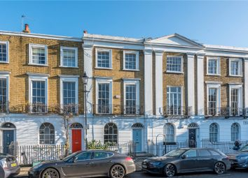Thumbnail 4 bedroom terraced house for sale in Gibson Square, Barnsbury, London