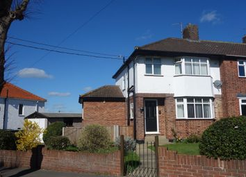 Thumbnail 3 bedroom end terrace house for sale in Marlborough Road, Lowestoft