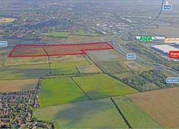 Thumbnail Land for sale in Land At Bell Farm, The Branston Way, Kempston, Bedford, Bedfordshire