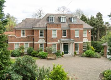 Thumbnail 6 bed property to rent in Eaton Park Road, Cobham, Surrey