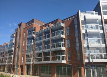 Thumbnail 2 bed flat to rent in Burnell Building, Wilkinson Close
