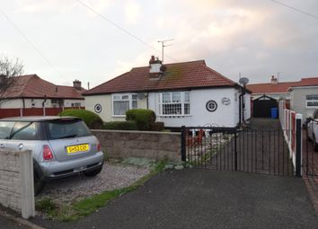 Thumbnail 1 bed semi-detached bungalow to rent in Rhyl Coast Road, Rhyl