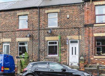 Thumbnail 2 bedroom terraced house for sale in Station Road, Chapeltown, Sheffield