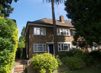 Thumbnail 4 bed flat to rent in Queens Road, Kingston Upon Thames