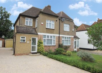Thumbnail 3 bed semi-detached house for sale in Ivy House Road, Ickenham