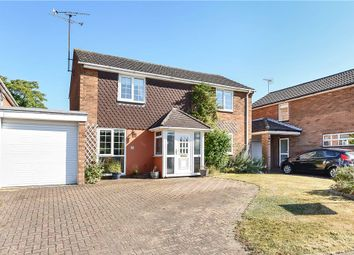 Thumbnail 4 bed detached house for sale in Tippings Lane, Woodley, Reading