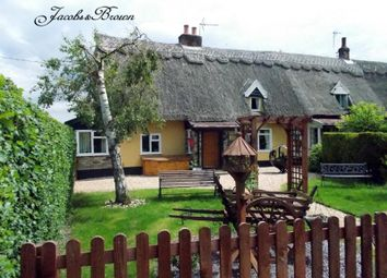 Thumbnail 2 bed cottage for sale in Water Run, Hitcham