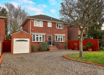 Thumbnail 4 bedroom detached house for sale in Gloucester Drive, Wraysbury, Staines-Upon-Thames