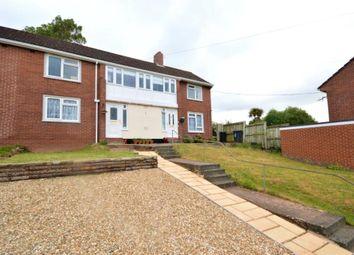 Thumbnail 2 bed flat for sale in Margaret Road, Stoke Hill, Exeter, Devon