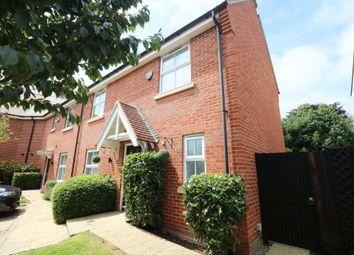 Thumbnail 2 bed end terrace house for sale in Bell Hill Close, Billericay, Essex