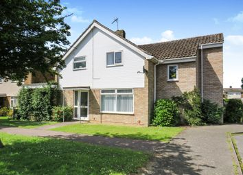 Thumbnail 5 bed detached house for sale in Mitre Close, Woolpit, Bury St. Edmunds