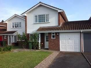 Thumbnail 3 bed semi-detached house to rent in Sandown Drive, Hereford