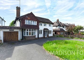 Thumbnail 6 bed detached house for sale in New Forest Lane, Chigwell