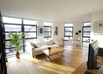 Thumbnail 2 bed flat for sale in Silesia Buildings, Hackney