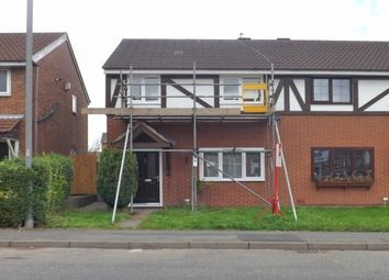 Thumbnail 3 bed semi-detached house to rent in Crow Lane West, Newton-Le-Willows