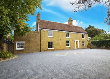 Thumbnail 5 bed detached house for sale in Hainault Road, Chigwell