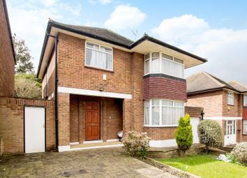 Thumbnail 4 bed detached house to rent in The Ridings, Ealing, London