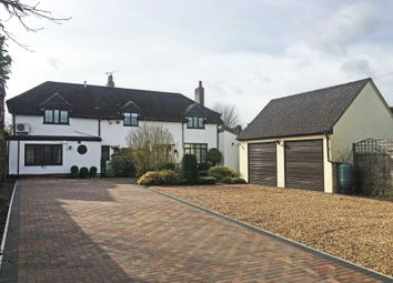 Thumbnail 6 bedroom detached house for sale in Crowmarsh Hill, Crowmarsh Gifford, Wallingford