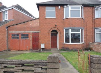 Thumbnail 3 bed semi-detached house to rent in The Circle, Leicester