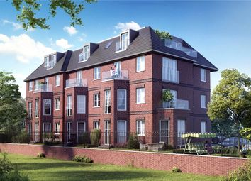 Thumbnail 2 bed flat for sale in Great North Way, Hendon, London