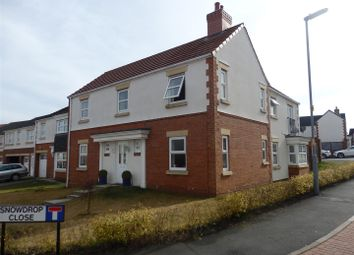 Thumbnail 4 bed detached house for sale in Snowdrop Close, Spennymoor