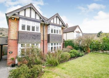 Folkestone Road, Dover, Kent CT17. 4 bed detached house for sale