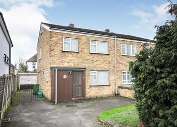 Thumbnail 3 bed semi-detached house for sale in Burnt Ash Lane, Bromley, Kent