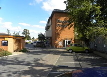 Thumbnail 1 bed flat to rent in Hersham Road, Walton On Thames