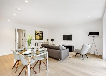 Thumbnail 3 bed flat for sale in Stage House, Griffiths Road, Wimbledon